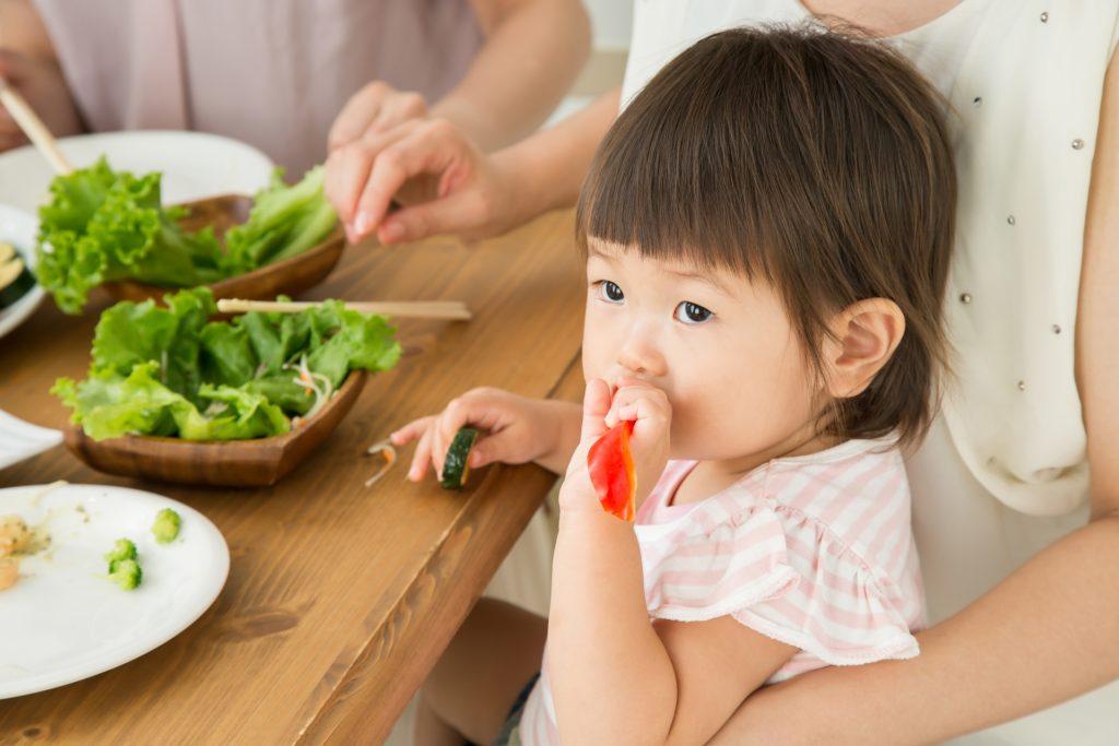 子供 野菜