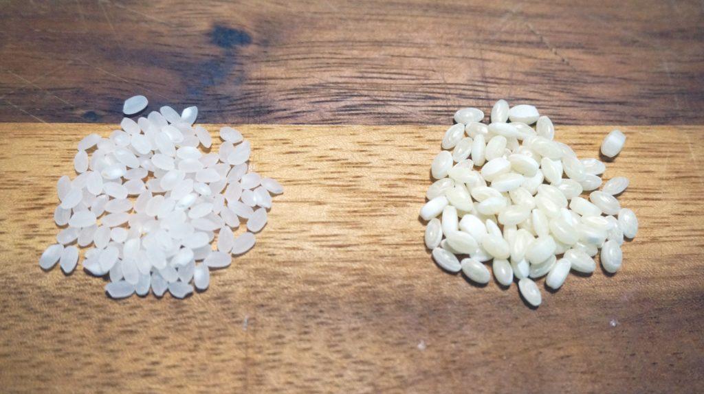 白米とTRICE