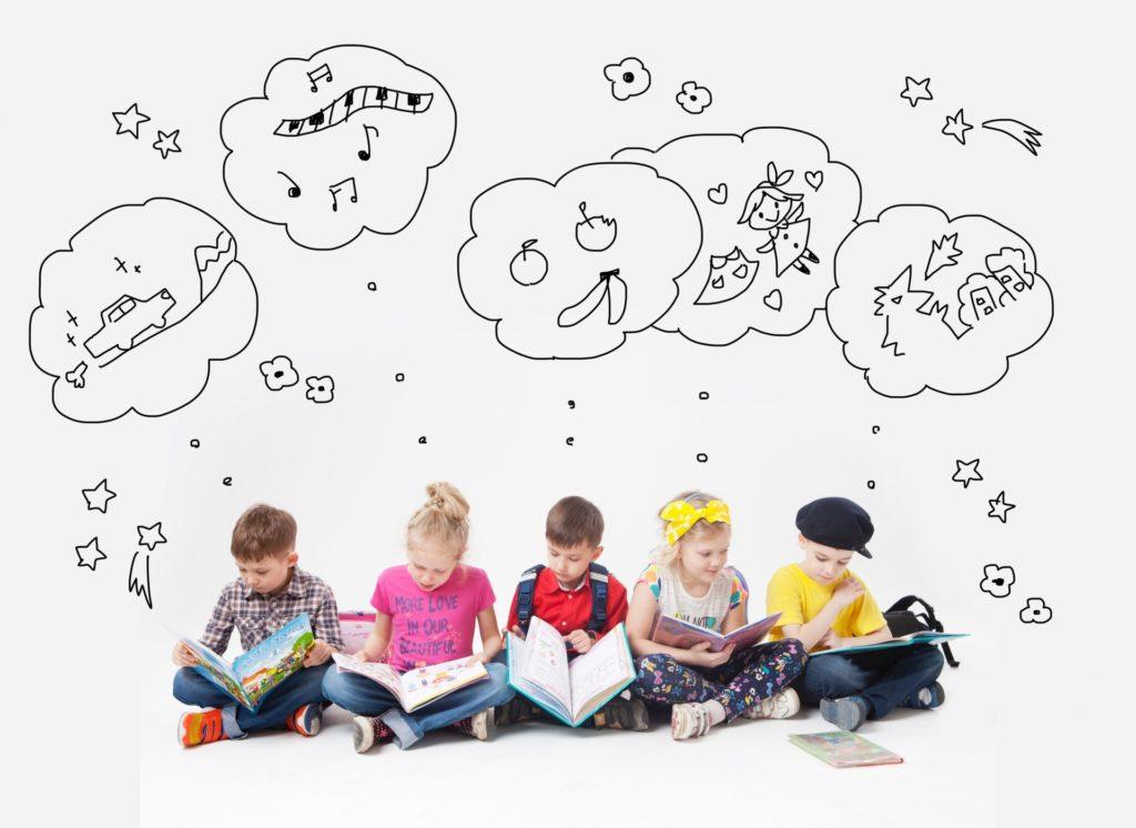 世界の子供と絵本