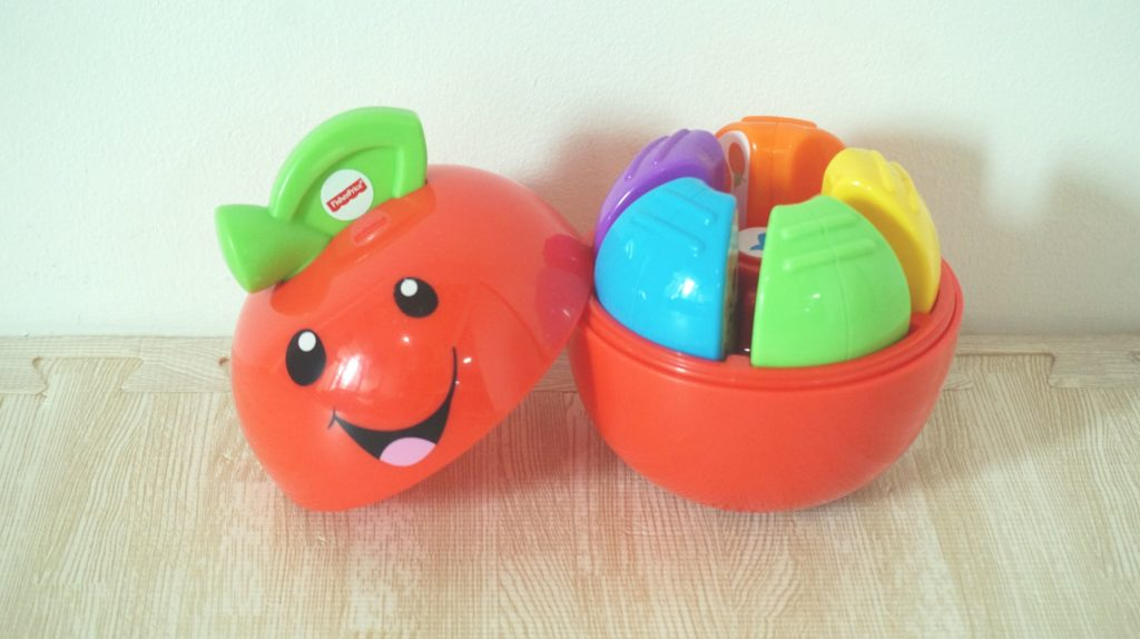 Happy Apple Toy