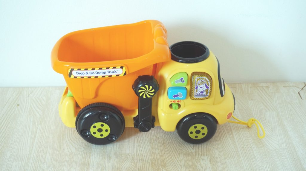 Drop and Go Dump Truck